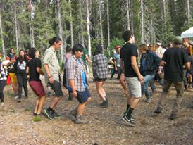 Unist'ot'en Camp 2nd Youth Trip