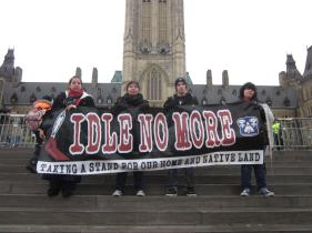 Idle No More Ottawa