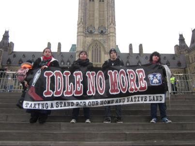 Idle No More Ottawa